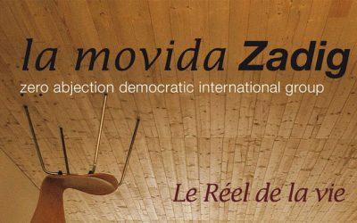 Le nouveau mouvement psychanalytique international ZADIG