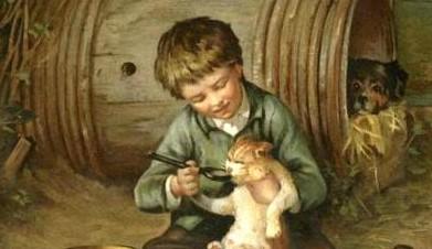 Psihoanaliza otroka