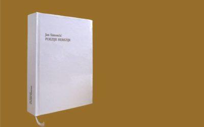 Kulturni praznik: Predstavitev knjige Poezije herezije