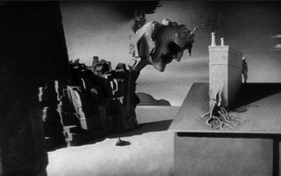 Soirée cinéma: Spellbound (1945)